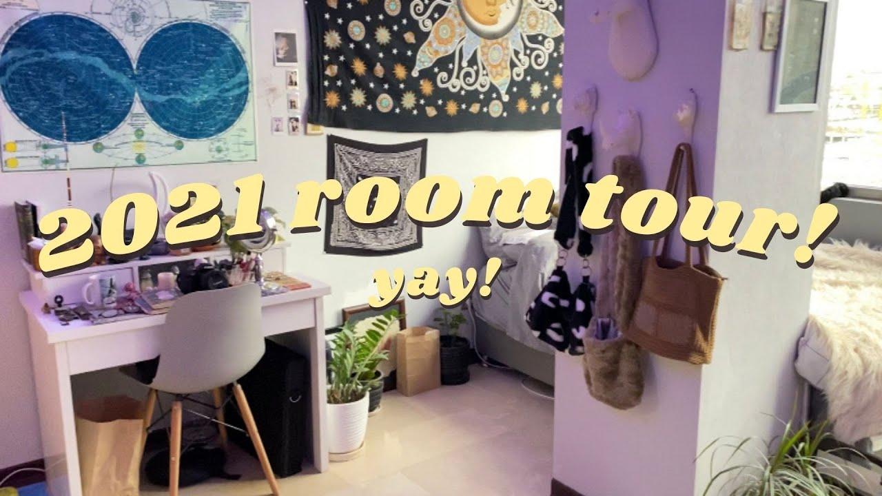 Download 2021 aesthetic room tour 🧚♀️ l روم تور سال جدید!