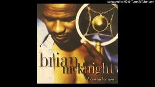 Watch Brian McKnight Must Be Love video