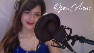 Rachelle Amanda - Open Arms (Journey / Mariah Carey Cover)
