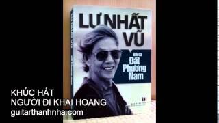 KHÚC HÁT NGƯỜI ĐI KHAI HOANG - Guitar Solo