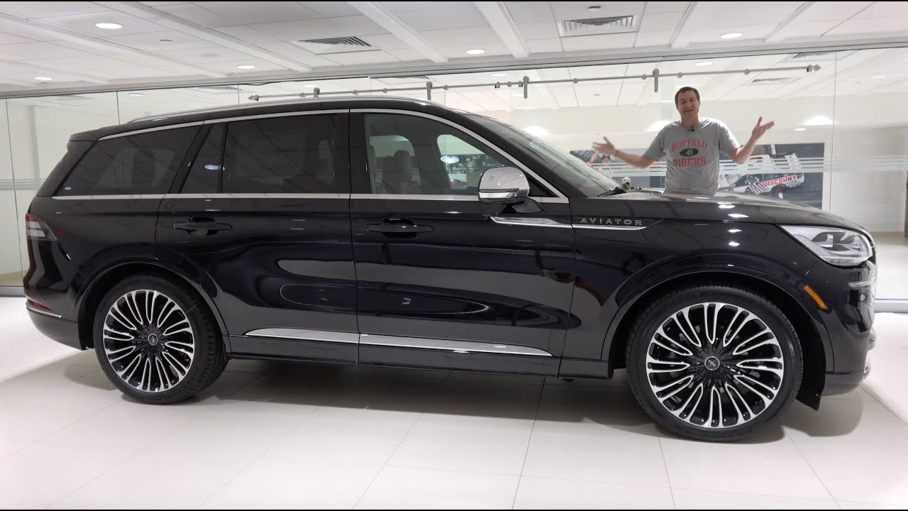 The 2020 Lincoln Aviator Is A Fantastic Luxury Suv Youtube