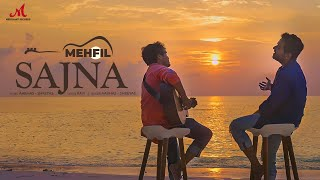 Sajna - Mehfil | Aabhas-Shreyas | Ravi | Abhishek Seth | Merchant Records | New Unplugged Song