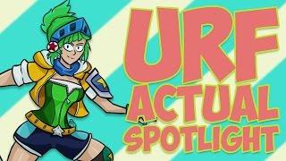 URF ACTUAL Spotlight