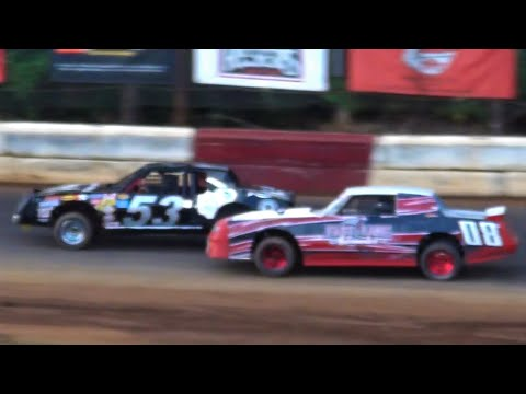 Street Stock Battle-#53 Erik Jarnport vs. #08 Chase Berkeley @ River City Speedway 2019