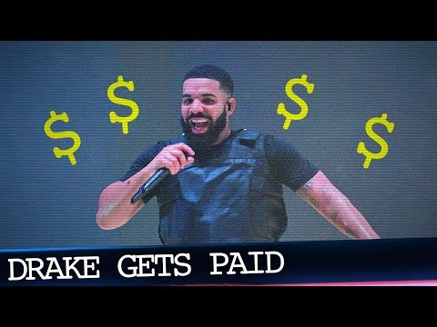 Drake Scores Payday From Music Publisher Hebrew Hustle Mp3