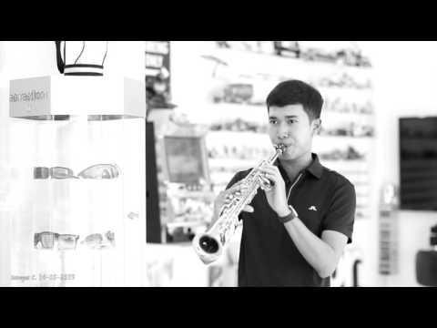 เพลงสรรเสริญพระบารมี - แซกโซโฟน - Soprano Saxophone