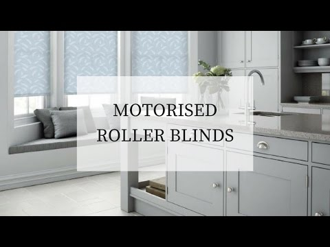 Electric roller blinds 2