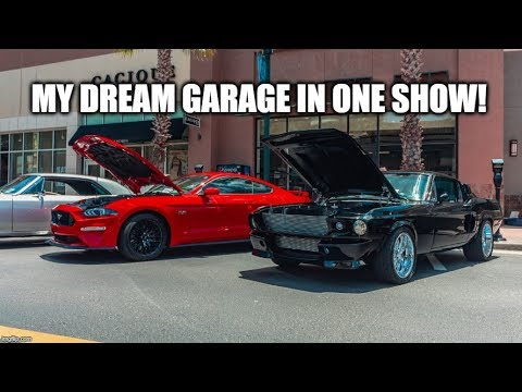Cruisin' at Wiregrass Car & Truck Show - May 2019 (Wesley Chapel, FL)