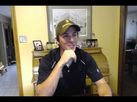 Dan McWhinney Interview on Whistle Radio/Hockey Talk