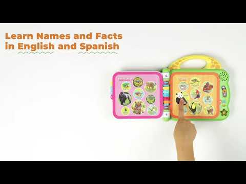 The 100 Animals Book | Demo Video | LeapFrog®