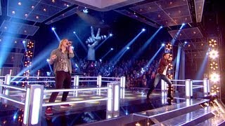 The Voice UK 2013 | Ricardo Afonso Vs Mitchel Emms: Battle Performance - Battle Rounds 3 - BBC One