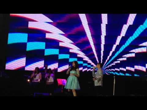 Afgan feat Raisa - My Boo (Afgan & Raisa Concert @ICE)
