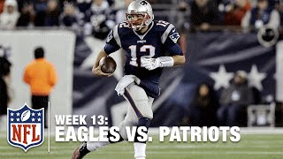 Tom Brady Moments Of Athleticism (highlights) | Eagles vs. Patriots (Week 13) | NFL