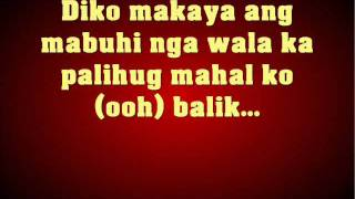 Balik by Kenneth Durano with Lyrics - YouTube
