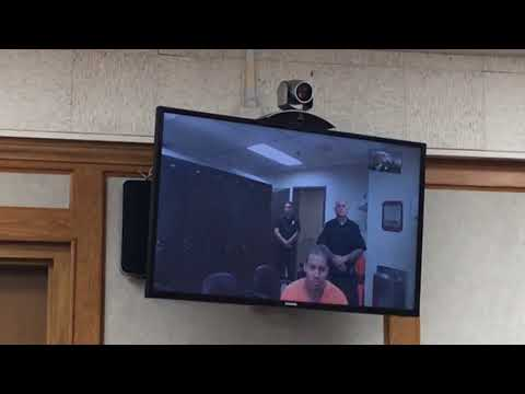 Garfield Heights man accused of killing girlfriend's teenage children makes first court appearance