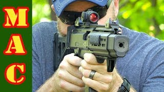 Innovative Arms Integrally Silenced CZ Scorpion EVO