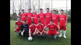 Taşdeğirmen Köyü Futbol Takımı 2012 Şampiyonluk Slaytı