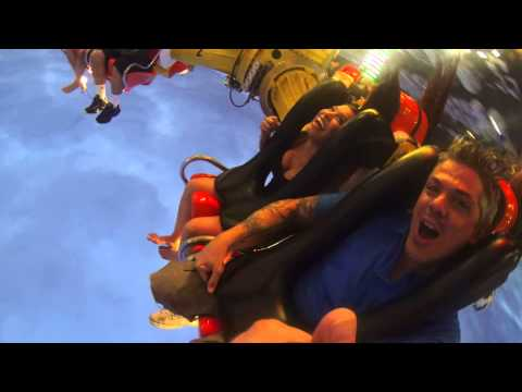 "Dutchess County Fair 2015 ""Khaos"" ride GoPro"