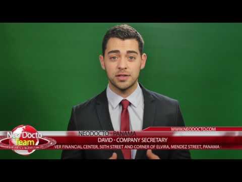NeoDocto Company Secretary-Panama