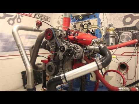 IE 1.8T Longitudinal Intake Manifold Testing