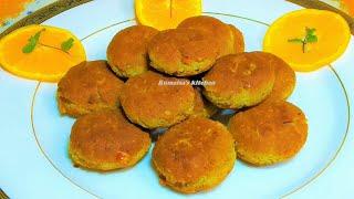 Chicken shami kabab recipe | Ramzan Special Recipes Chicken Cutlet | homemade tasty shami kabab