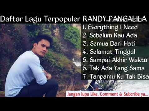 Randy Pangalila - Most Popular Song 2017-2018 [Everything I Need]