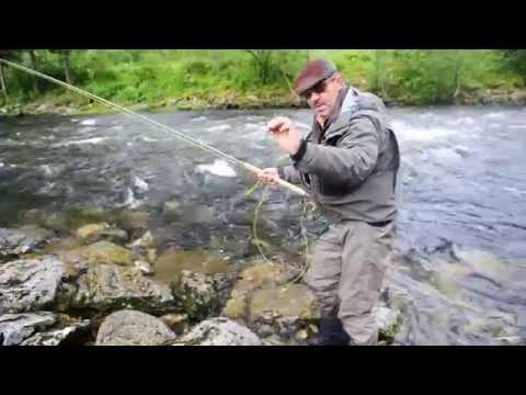 Tips on shooting lines on the hidden river