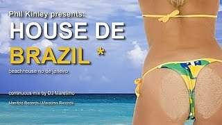 DJ Maretimo - House De Brazil (Full Album) 2+Hours, HD, Football WM 2014