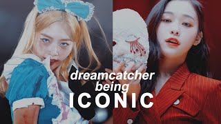 dreamcatcher being iconic