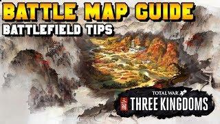 Three Kingdoms Battle Map Guide: Battlefield Tips & Tricks | Total War