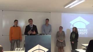 Официално откриване на учебната година с гост Президента Росен Плевнелиев (камера)