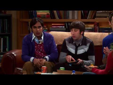 The Big Bang Theory - Sheldon and Penny together