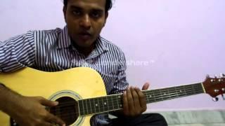 Bharat ka rehne wala hoon (Film: Purab Aur Paschim)Guitar Chords Rejuvenation