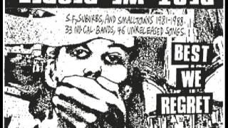 [1994] Best We Regret tape compilation (Side B)