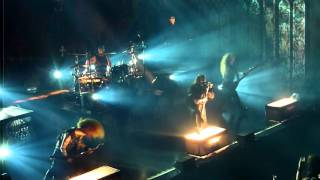 Powerwolf - Let There Be Night live @ Turbinenhalle 2 Oberhausen 02.10.2015