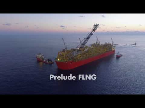 Mooring the largest floating facility ever built | Shell's Prelude