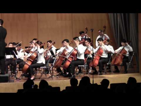 Themes from Mozart's Symphony No 40   K 550 by Wolfgang Amadeus Mozart arr. Robert Frost