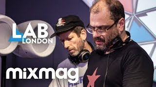 OPTIMO eclectic cuts set in The Lab LDN