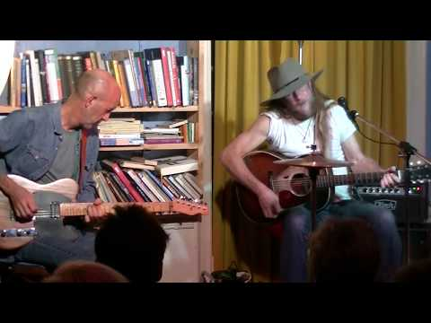 Grayson Capps & Corky Hughes - This Is A Song Just For You (live)