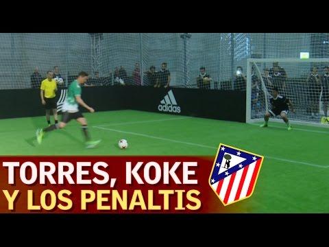 Torres, Koke y los penaltis: fallan ante un chaval