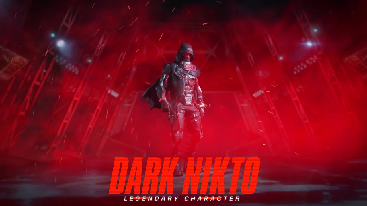 Call of Duty®: Mobile - First Legendary Operator - Dark Nikto