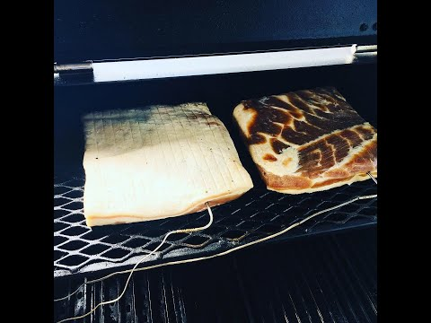 Pork Belly to Bacon Cook on the Yoder YS640 Pellet Cooker