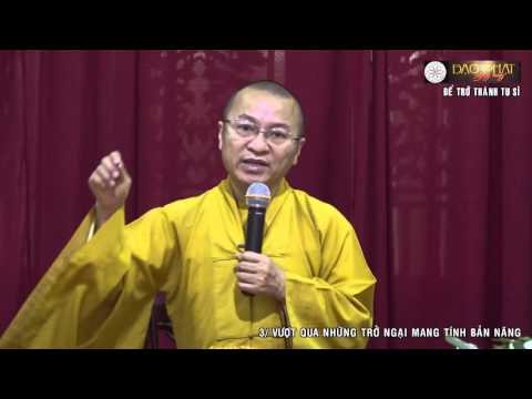 Vấn đáp: Để trở thành tu sĩ, Kinh Phật cho người tại gia, niệm Phật sao cho đúng, nên niệm danh hiệu đức Phật nào