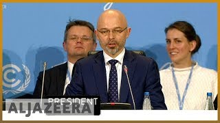 🌍COP24: Nations agree on global climate pact rules after impasse | Al Jazeera English