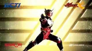 Satria Garuda BIMA X - Teaser Promo