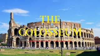 The Colosseum - Rome Italy - Europe - Travel Blog 🇮🇹