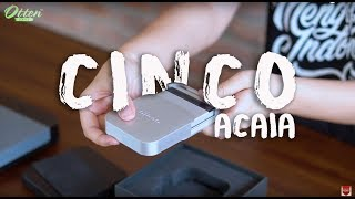 Review Acaia Cinco - Timbangan Super Mungil dan Canggih