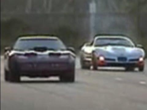 427 C5 Z06 vs 12 Sec C4 Corvette