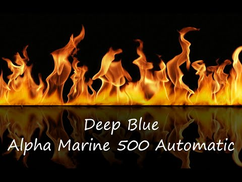 Hotness Pick: Deep Blue Alpha Marine 500 Automatic