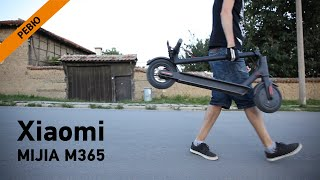 Ревю: Xiaomi MIJIA M365